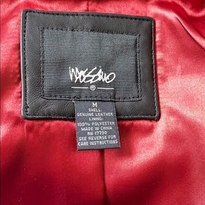 Mossimo Supply Co. Jackets & Coats - Genuine leather MOSSIMI jacket